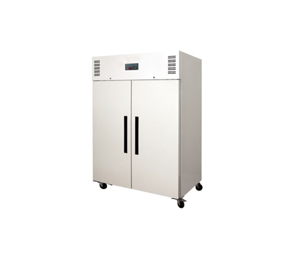 Polar 1200  Litre Double Door White Refrigerator