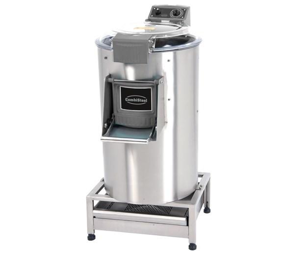 Combisteel 10kg Potato Peeler - Rumbler With Filter Up To 200kg an Hour  7054.0025