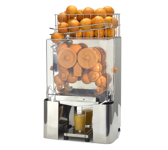 Quattro Automatic Orange Juice Machine - Zumex - Frucosol Style