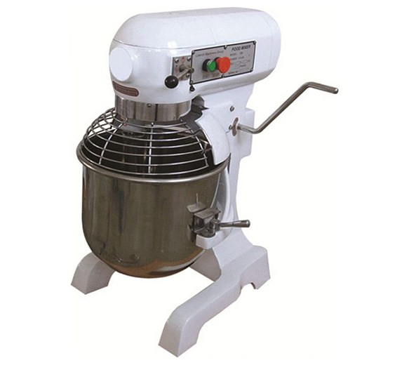 Italinox 10  Litre Planetary Mixer IM10A With Emergency Stop Button