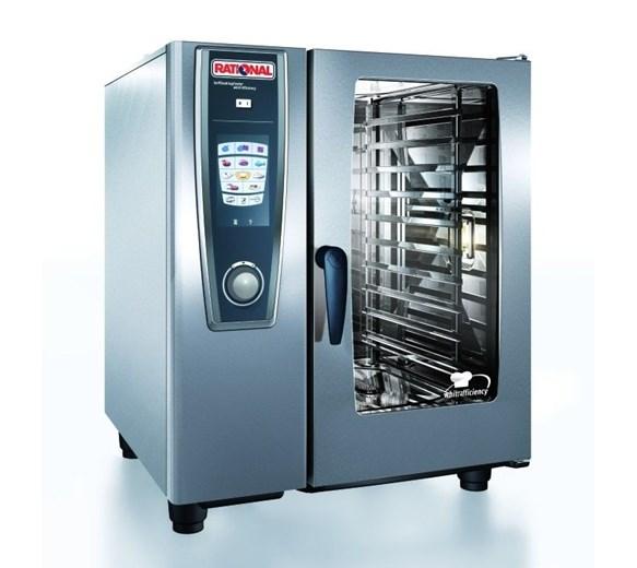 Rational ICP 10-1/1 iCombi Pro Combi Gas Oven