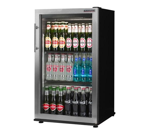 Autonumis Popular Single Stainless Steel Door Bottle Cooler with 2 Year Warranty