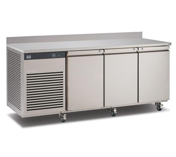 Foster EcoPro G2 EP2/3H 760 Litre Refrigerated Counter + 100mm Splashback + Castors