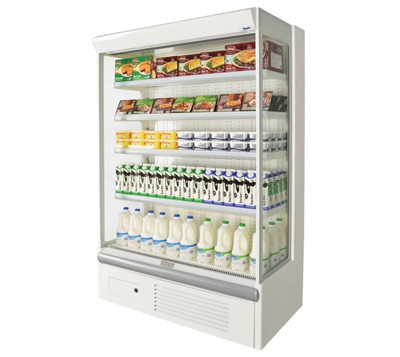 Calgary Open Fronted Multideck Refrigerated Display - Supermarket Specification