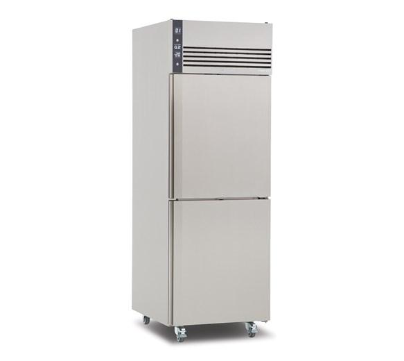 Foster EcoPro EP700HL 600 Litre Upright Dual Temp Cabinet Fridge Freezer + Castors