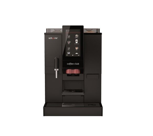Schaerer Coffee Club Commercial Bean To Cup Coffee Machine