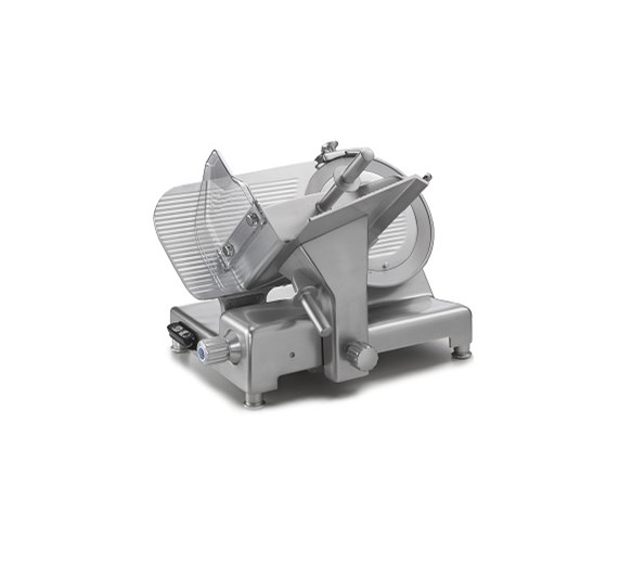 "Sirman Galileo 350mm - 14"" Meat Slicer - Made In Italy"