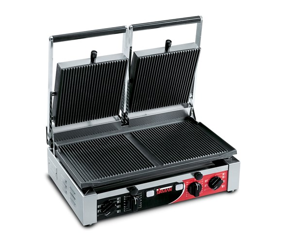 Sirman Heavy Duty Double Contact Grill - PD RR-RR T