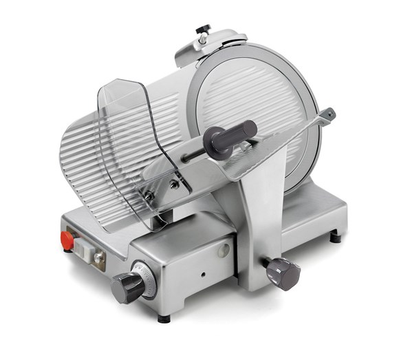 "Sirman Canova 300mm - 12"" Heavy Duty Meat Slicer With Emergency Stop Button - Made In Italy"
