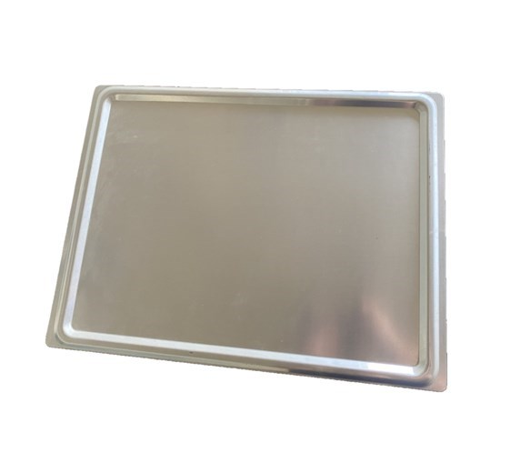 Bartscher Aluminium Baking Tray 438 x 315 x 10mm