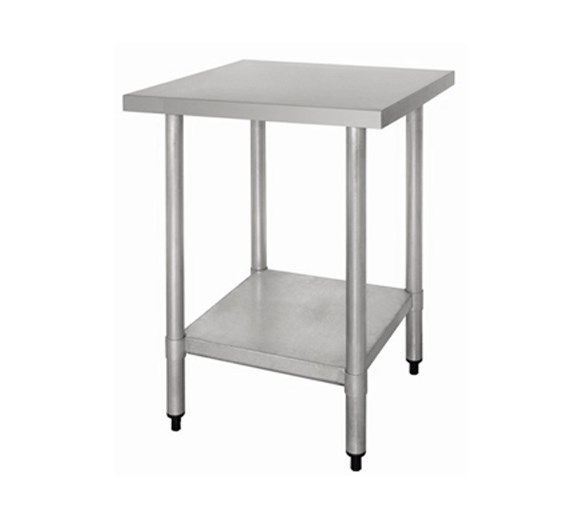 Quattro 600mm Wide Stainless Steel Centre Bench
