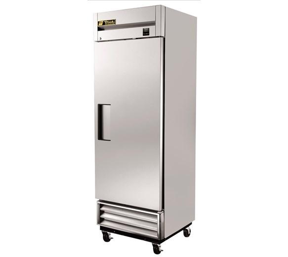 True T19FZ Single Door Freezer With 5 Years Parts & Labour Warranty