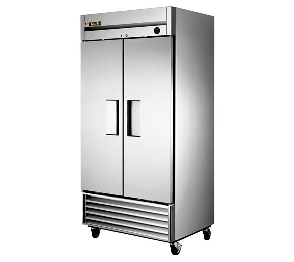 True T35-HC Double Door Refrigerator With 5 Years Parts & Labour Warranty