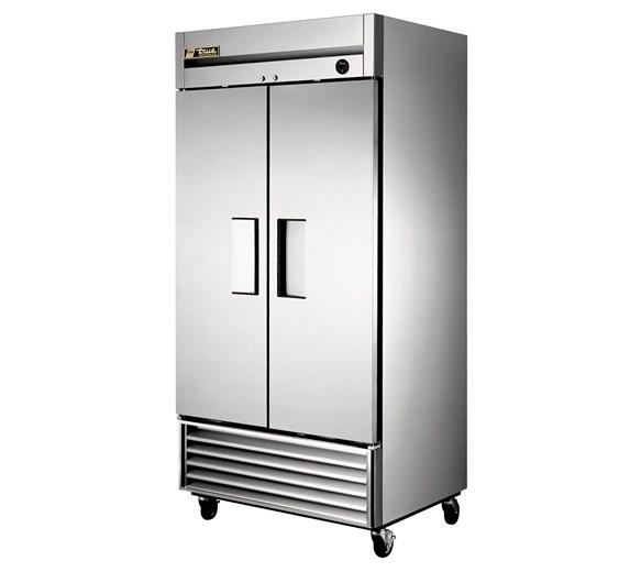 True T35F Double Door Freezer With 5 Years Parts & Labour Warranty