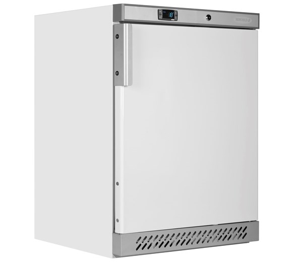 Tefcold UF200B White Undercounter Commercial Catering Freezer 140 Litre Capacity