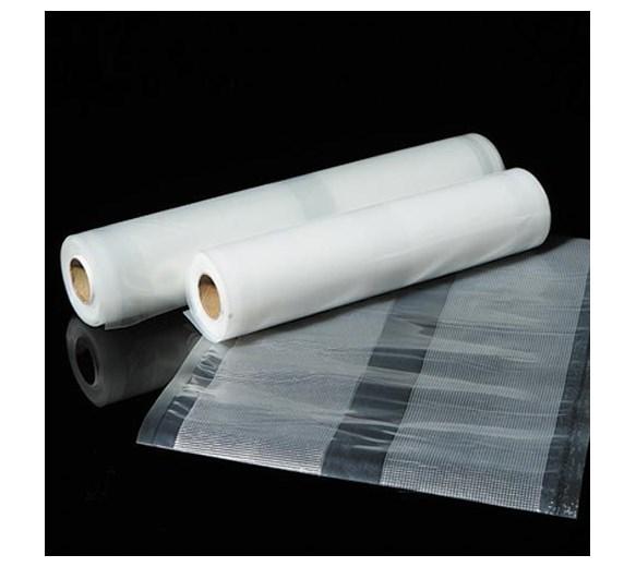 Embossed Vacuum Bag Rolls Multipack-  20cm x 60 metres Total Length. (10 rolls)