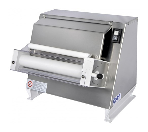Gam R40M Dough Roller - Pizza Former. 40cm - 16 inch - Made In Italy