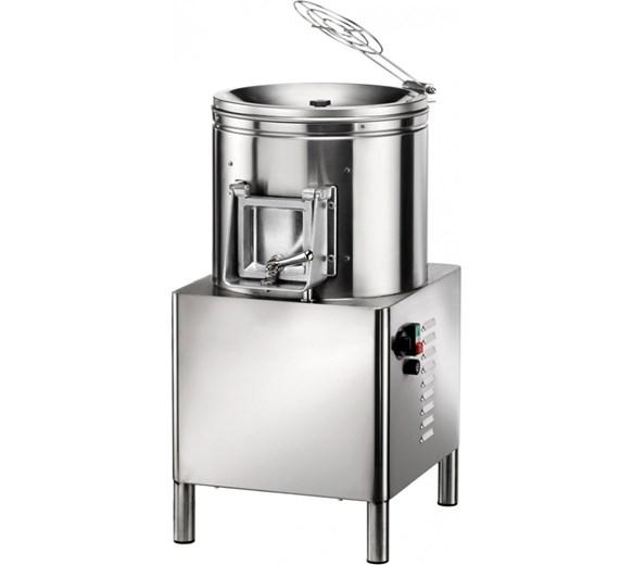 GAM PSP700-15 Potato Peeler Rumbler - 15kg load - 350kg/hour. Made In Italy