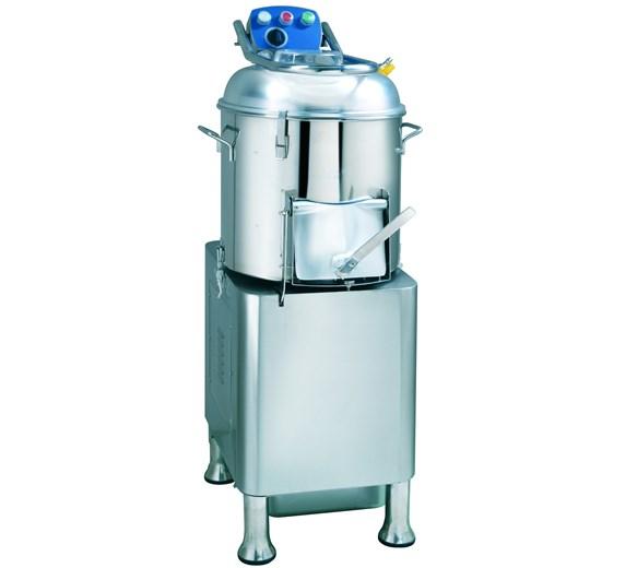 Quattro Professional 20kg Potato Peeler - Rumbler Up To 225kg an Hour HLP-20