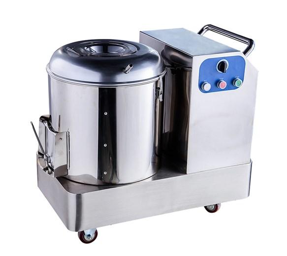 Quattro Professional 50kg Potato Peeler - Rumbler Up To 300kg an Hour HLP-50