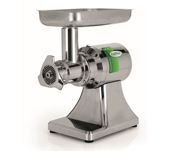 FAMA TS22 Meat Mincer Meat Grinder 300Kg Per Hour FTS117 - Made in Italy