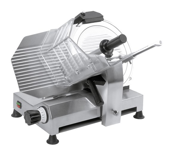 GAM Italian Manufactured GA300 Meat Slicer 12 inch - 300mm Blade