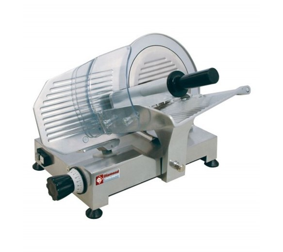 Diamond 250/B-CE Black Line Professional Meat Slicer, 250 mm
