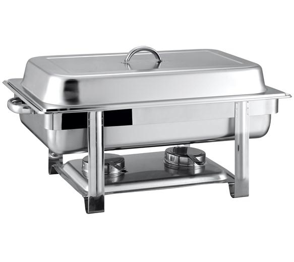 Quattro Premium Chafing Dish 9 Litre Capacity 1-1 GN Size
