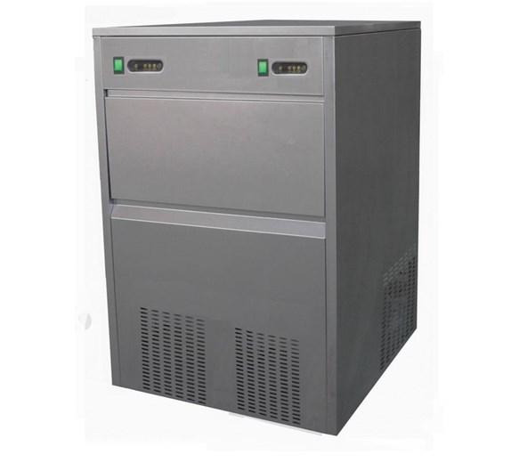 Quattro 100kg per Day Ice Machine with 55kg Storage Bin - ZB100