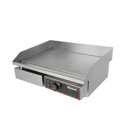 Blizzard 3000W 550mm Wide Flat Top Single Electric Griddle