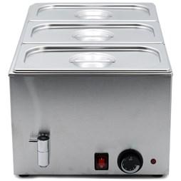 Box Opened Bartscher Premium Large Capacity 12 Litre Rice Cooker