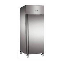 Gastroline 600 Litre Stainless Steel Single Door Freezer Static Cooling