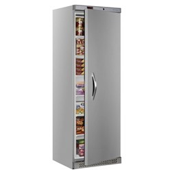 Tefcold UF400SB - 400  Litre Stainless Steel Single Door Catering Freezer
