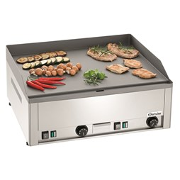 Bartscher 25 inch - 650mm Wide Fry Top Electric Griddle