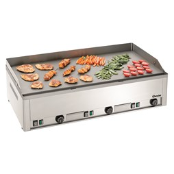 Bartscher 38 inch - 980mm Wide Fry Top Electric Griddle