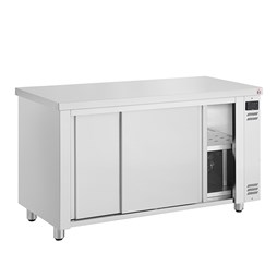 Inomak 1100mm Stainless Steel HCP11 Heating Cabinet/Hot Cupboard/Plate Warmer
