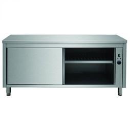Italinox 1200mm Stainless Steel Heating Cabinet - Hot Cupboard - Plate Warmer