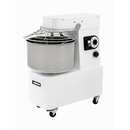 Italinox Prisma IBV40 Variable Speed Spiral Dough Mixer 41 Litre - 35Kg Bowl