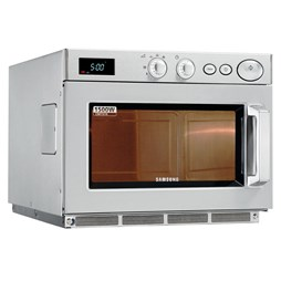 Samsung CM1519 1500w Commercial Microwave Manual Control With 3 Years Warranty