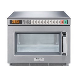 Panasonic NE1853 1800W Commercial  Microwave With Cavity Liner