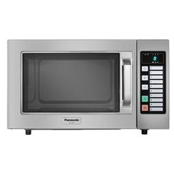 Panasonic NE1037 1000W Commercial Microwave Oven With 3 Year Warranty