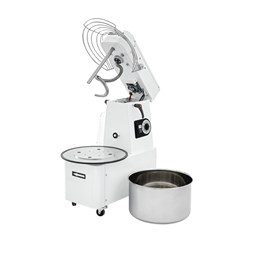 Italinox IMR10 Dough Mixer With Lift Up Lid & Removable 10 Litre - 8kg Bowl