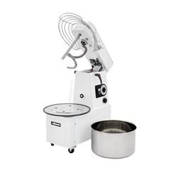 Italinox Variable Speed Dough Mixer Lift Up Lid & Removable 48 Litre 42kg Bowl