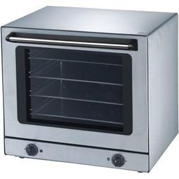 Gastrotek 57 Litre Convection Oven With 4 Free Baking Trays