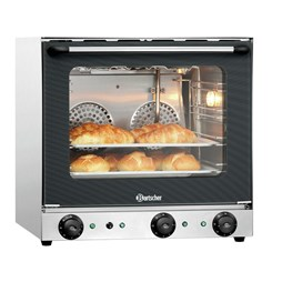 Bartscher Commercial Convection Oven with Steam & Grill plus 4 Free Baking Trays