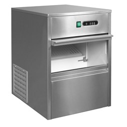 Quattro ZB20 20kg per Day Ice Machine with 5kg Storage Bin
