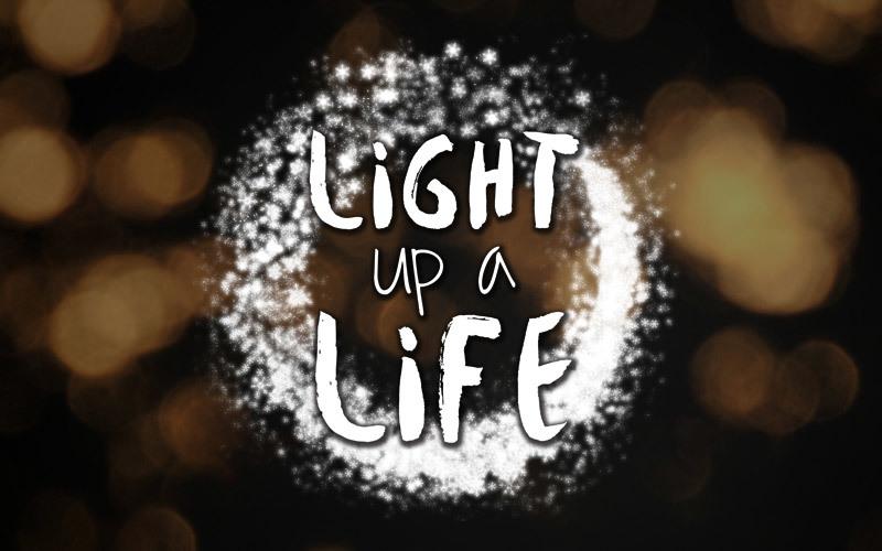 4b41c545ac3b Light up a Life 2018. Remember someone special this Christmas. Event logo  original