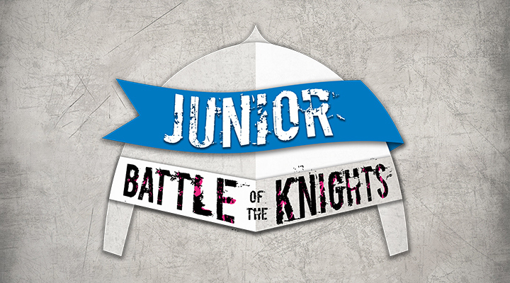 Battle of the knights junior race