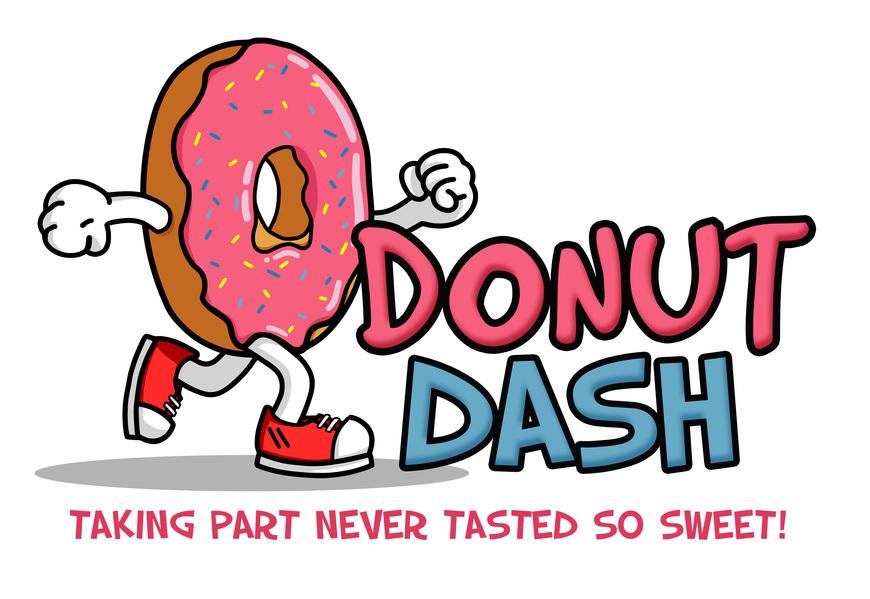 Donut dash logo