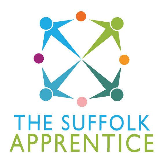 Suffolk apprentice logo